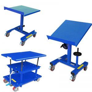 TWS150 / MLT2000 टिल्ट वर्क टेबल